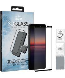 Eiger 3D Glass Full Screen Sony Xperia 1 II Screen Protector