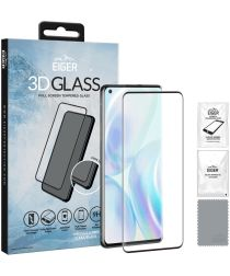 Eiger 3D Glass OnePlus 8 Tempered Glass Screenprotector