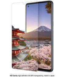 Eiger Glass Tempered Glass Samsung Galaxy A31 Transparant