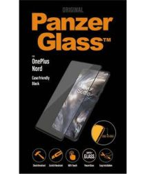 PanzerGlass OnePlus Nord Case Friendly Screenprotector Zwart