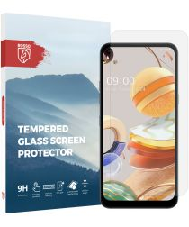 Rosso LG K61 9H Tempered Glass Screen Protector