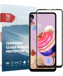 Rosso LG K51S 9H Tempered Glass Screen Protector