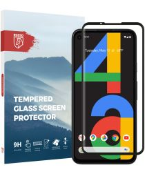 Rosso Google Pixel 4A 9H Tempered Glass Screen Protector