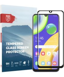 Rosso Samsung Galaxy M21 9H Tempered Glass Screen Protector
