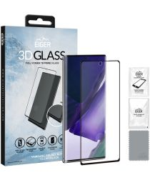 Eiger 3D GLASS Case Friendly Samsung Galaxy Note 20 Screen Protector