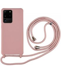 Samsung Galaxy S20 Ultra Telefoonhoesjes met Koord