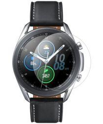 Samsung Galaxy Watch 3 45MM Screenprotector Arc Edge Tempered Glass