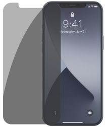 Baseus Apple iPhone 12 / 12 Pro Privacy Tempered Glass Screenprotector