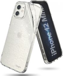 Ringke Air Apple iPhone 12 Mini Hoesje Flexibel TPU Glitter Clear