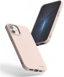 Ringke Air S Apple iPhone 12 Mini Hoesje Flexibel TPU Roze