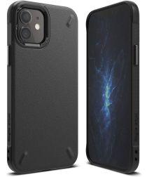 Ringke Onyx Apple iPhone 12 Mini Hoesje Flexibel TPU Zwart