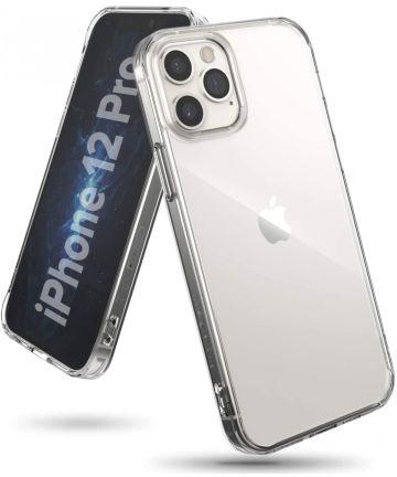 Ringke Fusion Apple iPhone 12 / 12 Pro Hoesje Transparant