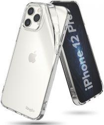 Ringke Air Apple iPhone 12 / 12 Pro Hoesje Flexibel TPU Transparant