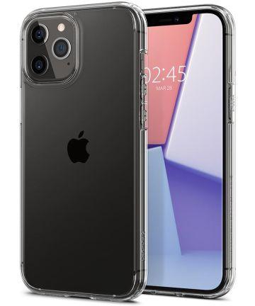 Spigen Ultra Hybrid Apple iPhone 12 Pro Max Hoesje Transparant