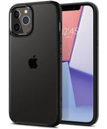 Spigen Ultra Hybrid Apple iPhone 12 Pro Max Hoesje Transparant/Zwart