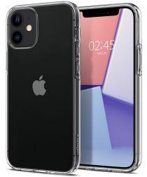 Spigen Liquid Crystal Hoesje Apple iPhone 12 Mini Transparant