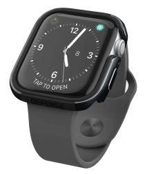 Raptic Edge Apple Watch 42MM Hoesje Aluminium Bumper Zwart