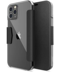 Raptic Engage Folio Apple iPhone 12 Pro Max Hoesje Book Case Zwart