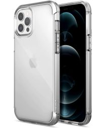 Raptic Air Apple iPhone 12 Pro Max Hoesje Back Cover Transparant
