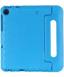 Lenovo Tab M10 Plus Kinder Tablethoes met Handvat Blauw