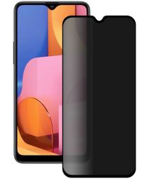 Samsung Galaxy A31 Full Screen Privacy Tempered Glass