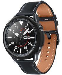 Spigen Liquid Air Samsung Galaxy Watch 3 45MM Hoesje Zwart