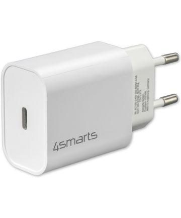 4Smarts VoltPlug Adapter 20W USB-C Snellader met Power Delivery Opladers