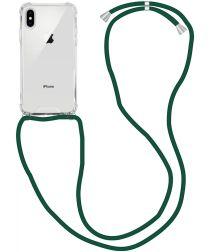 iPhone XS Telefoonhoesjes met Koord