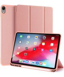 Dux Ducis Domo Series iPad Pro 11 2018 / Air 2020 Tri-fold Hoes Roze