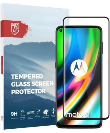 Rosso Motorola Moto G9 Plus 9H Tempered Glass Screen Protector Screen Protectors