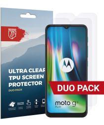 Motorola Moto G9 Play Display Folie