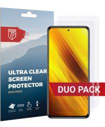Alle Xiaomi Poco X3 / X3 Pro Screen Protectors