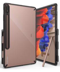Ringke Fusion Samsung Galaxy Tab S7 Plus Hoes Smoke Black