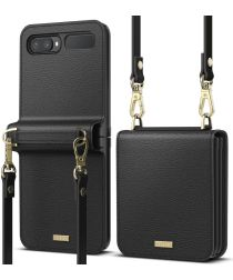 Samsung Galaxy Z Flip Book Cases & Flip Cases