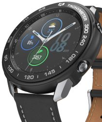 Ringke Air Sports Bezel Styling Galaxy Watch 3 45MM Combo Pack Zwart