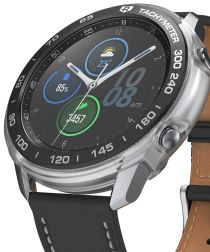 Ringke Air Sports Bezel Styling Galaxy Watch 3 45MM Combo Pack Clear