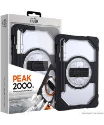Eiger Peak 2000m Samsung Galaxy Tab S7 Plus Hoes Transparant