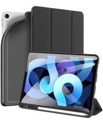 Dux Ducis Osom Series Apple iPad Air (2020) Hoes Tri-Fold Zwart