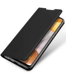 Dux Ducis Skin Pro Series Samsung Galaxy A42 Hoesje Zwart