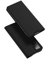 Dux Ducis Skin Pro Series Samsung Galaxy S20 FE Hoesje Zwart