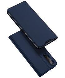 Dux Ducis Skin Pro Series Sony Xperia 5 II Hoesje Blauw