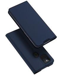 Dux Ducis Skin Pro Series Google Pixel 5 Hoesje Blauw