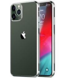 Apple iPhone 12 Pro Max Hoesje Dun TPU Transparant