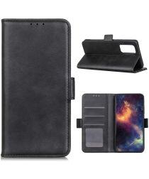 Samsung Galaxy S20 FE Hoesje Wallet Book Case Zwart