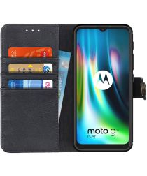 Motorola Moto E7 Plus Telefoonhoesjes met Pasjes