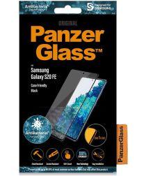 PanzerGlass Samsung Galaxy S20 FE Screenprotector Antibacterieel Zwart