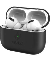 Catalyst Slim Case Apple Airpods Pro Siliconen Hoesje Zwart