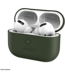 Catalyst Slim Case Apple Airpods Pro Siliconen Hoesje Groen