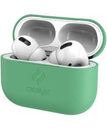 Catalyst Slim Case Apple Airpods Pro Siliconen Hoesje Mint Groen
