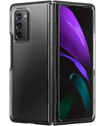 Spigen Ultra Hybrid Samsung Galaxy Z Fold 2 Hoesje Zwart